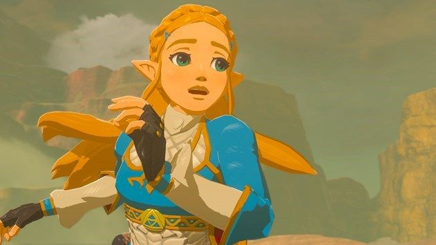The Legend of Zelda: Breath of The Wild Takes Up Nearly Half of Switch's Total Storage