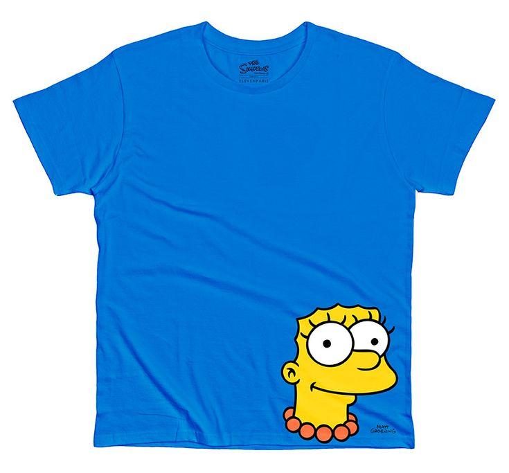 "rhubarbes: ""ELEVENPARIS X The Simpsons x Colette. """