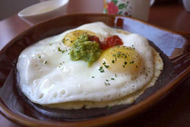 Julieta's Huevos Rancheros