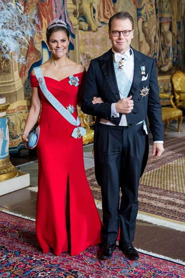 c3a576032b4c5d Crown Princess Victoria and Prince Daniel of Sweden