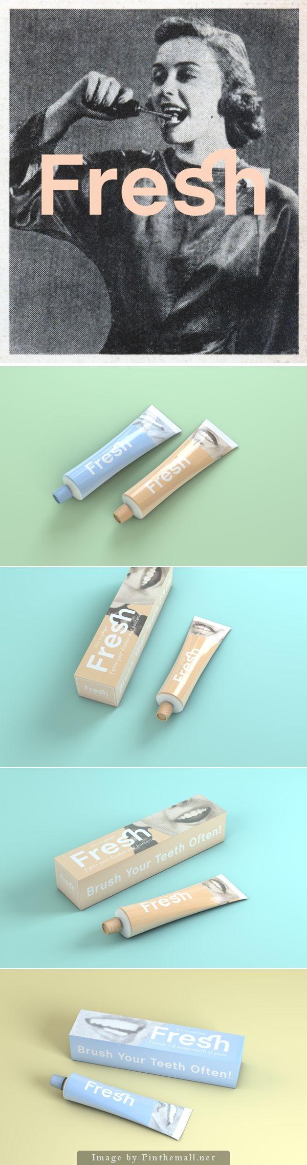 Fresh Toothpaste