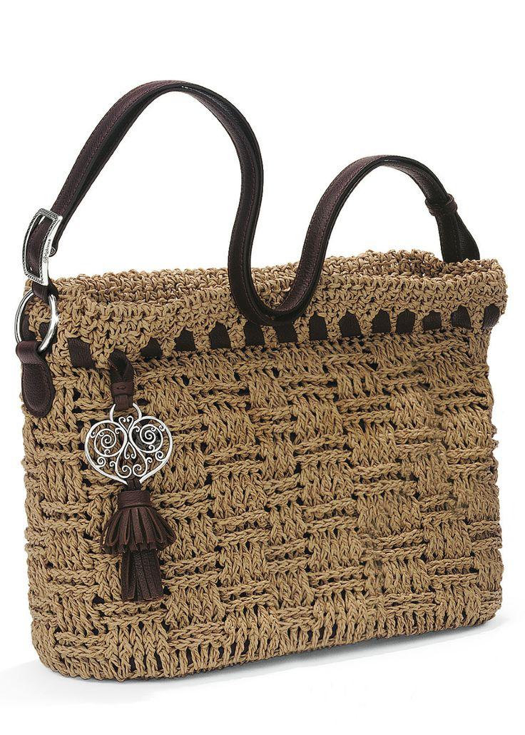 Marston crochet bucket