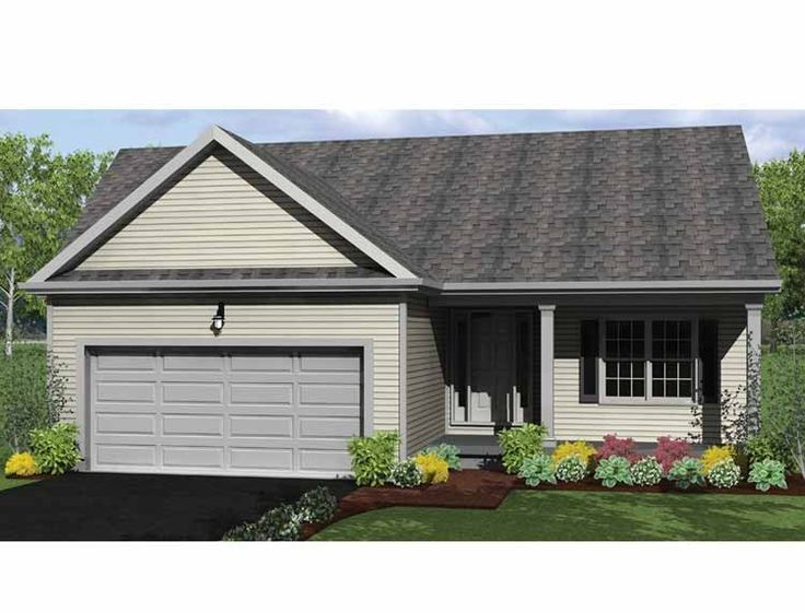 eplans bungalow house plan very efficient 1167 square feet and 2 bedrooms from eplans house plan code