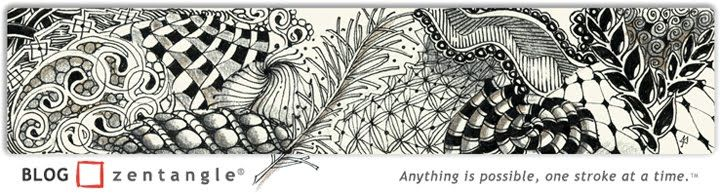 Zentangle - drawing patterns like this is amazingly calming for both me and the kids! Also strengthens their hands for writing, works on fine motor skills,...