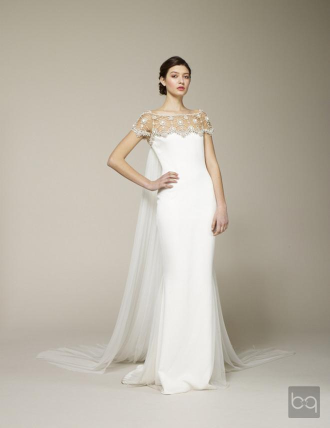 23 besten Wedding capes Bilder auf Pinterest   Hochzeitskleider ...