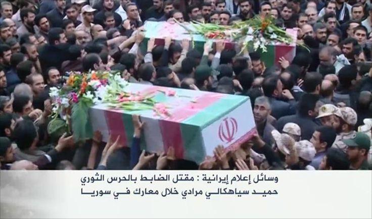 KIBLAT.NET, Teheran - Kantor berita Al-Jazeera melaporkan, Senin (08/02), sebanyak 36 tentara Iran tewas di Suriah dalam pertempuran lima hari terakhir.