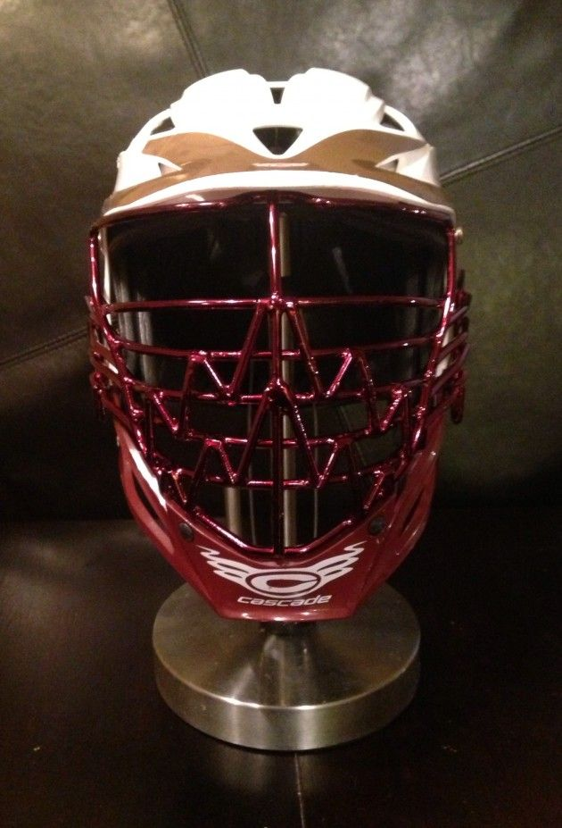 BadAss Masks Creates Insane, Custom Lacrosse Face Mask ...