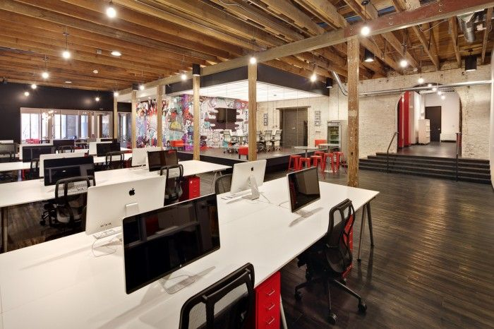 Inside Chaotic Moon Studios Austin Offices