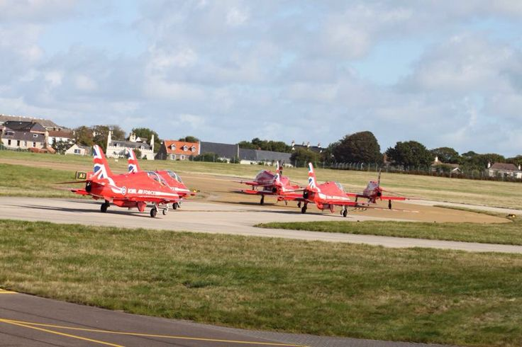 Reds leaving Jersey