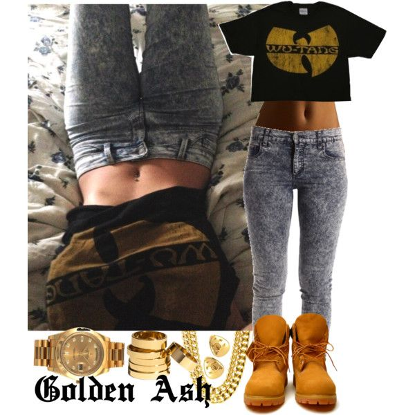 Wu-Tang, created by fashionsetstyler on Polyvore