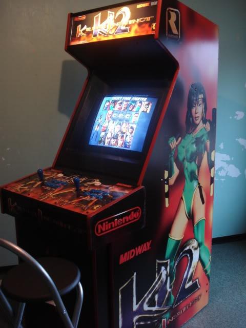 borne arcade killer instinct 2