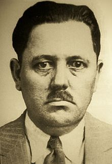 Fred Burke:  Assume lead machine gunner responsible for St. Valentine's Day Massacre.  Rumors of Capone's activity in Appanoose County confirmed when Fred Burke married Centerville, Iowa girl Bonnie Porter south of the famous Centerville, Iowa town square.