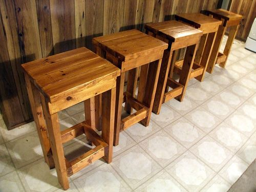 2x4 bar stool plans - Google Search (Diy Bar Stools) & Best 25+ Diy bar stools ideas on Pinterest | Diy stool Rustic bar ... islam-shia.org