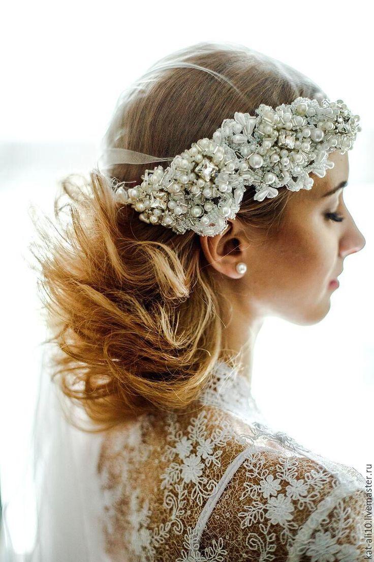 Купить Фата bridal cap - белый, фата, фата для невесты, свадебная фата, brid