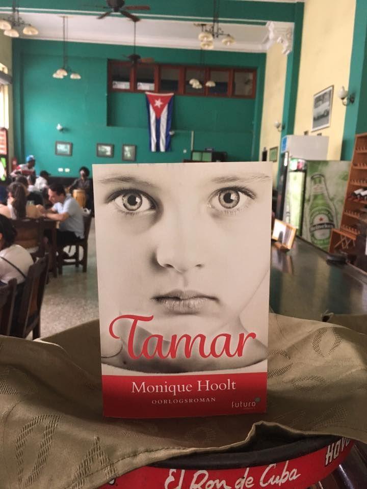 """Leuke reactie van Margriet over de oorlogsroman 'Tamar' van Monique Hoolt: """"Tamar was in Havana, heb je boek uit! Zo wat een verhaal!  Prachtig hoe je de 3 generaties neerzet en de lezer zelf aan het denken zet..""""   #tamar #moniquehoolt #roman #oorlogsroman #futurouitgeves"""