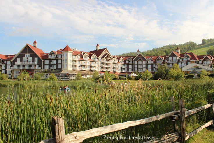 Westin Trillium House Blue Mountain, Collingwood Ontario #travel #SummeratBlue #bluemountain