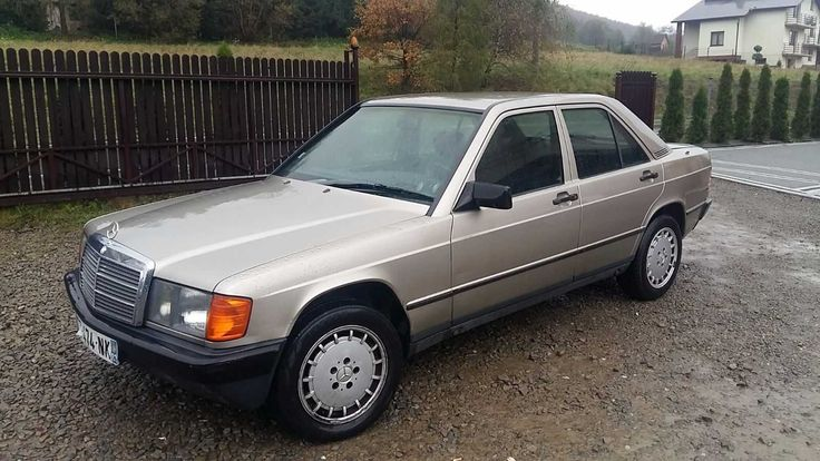 Mercedes W201 ****mit KLIMA****   2.0 benzin aus Frenkreich   Check more at https://0nlineshop.de/mercedes-w201-mit-klima-2-0-benzin-aus-frenkreich/