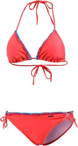 #PROTEST  Tropically Triangelbikini Damen, Gr. 34, , 08718025654093