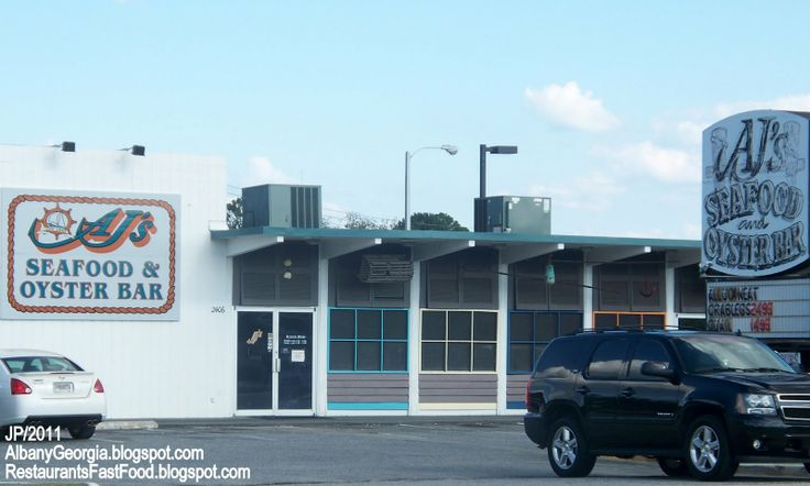 Seafood Restaurants Jefferson Ga