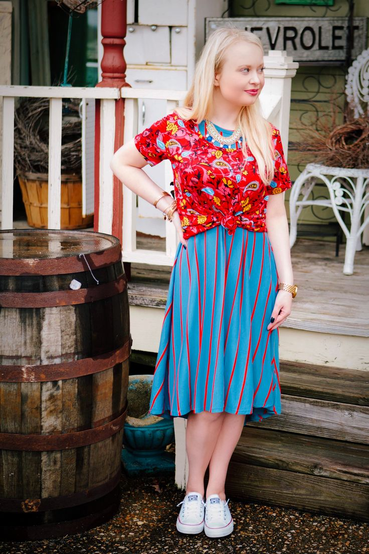 excellent lularoe spring outfits 16