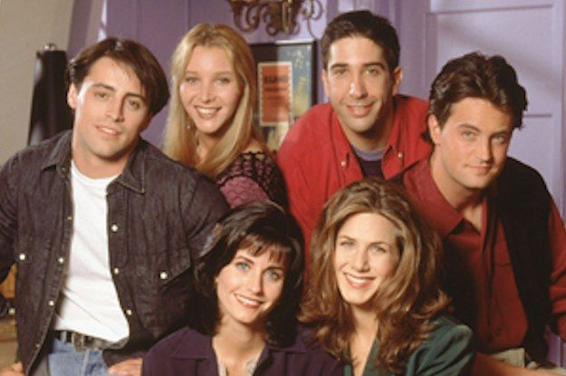 "How Well Do You Know The First Episode Of ""Friends""?"