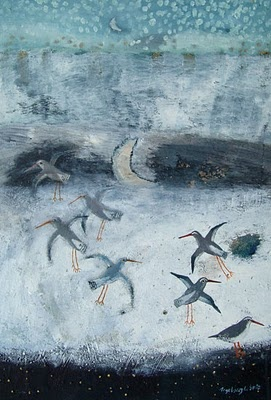 Scottish artist Ingeborg Smith