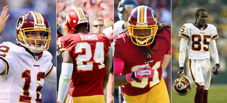 The 10 worst Redskins players I can remember watching