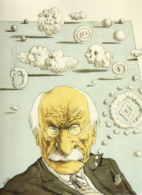 Jung. By Tullio Pericoli