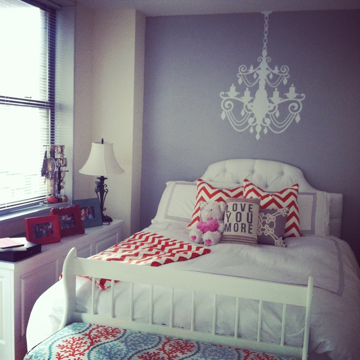 1000 Ideas About Grey Orange Bedroom On Pinterest: 1000+ Ideas About Chevron Bedrooms On Pinterest