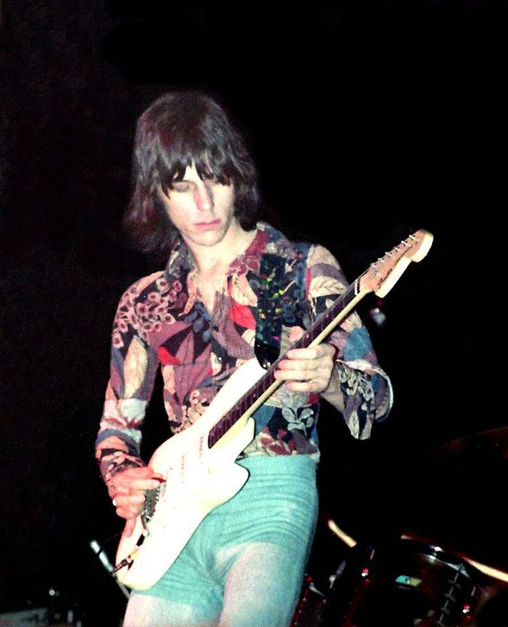 "soundsof71: ""Jeff Beck with Beck, Bogert and Appice, Frankfurt 1972, by Klaus Hiltscher """