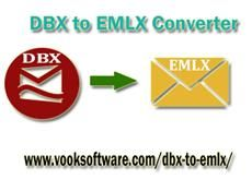 DBX to EMLX converter easily migrates Outlook Express email data into Mac Mail. It also offers to batch export DBX file in EMLX and import DBX to Apple Mail.