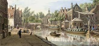 Historie van de Leidsevaart en Haarlemmertrekvaart