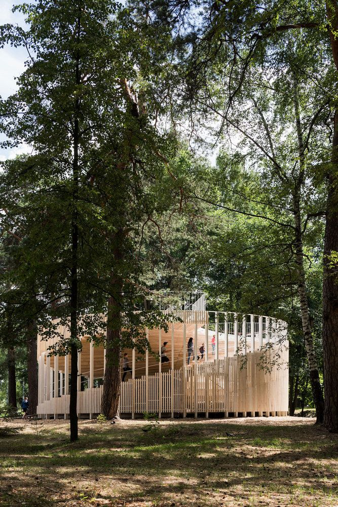 Gallery of Pavilion of the Future / NOVOE – 8
