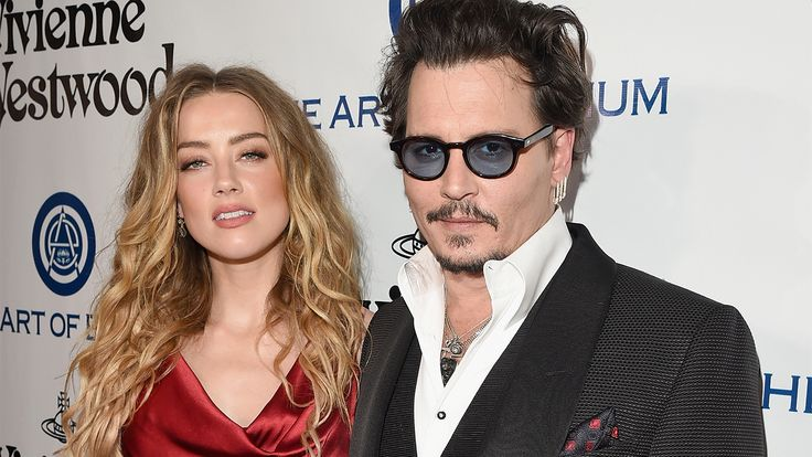 Wow .... Amber Heard and Johnny Depp ending their marriage .... The news comes three days after Depp's mother died.
