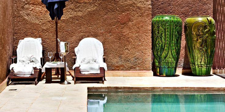 Villa Makassar -- Marrakesh, Morocco