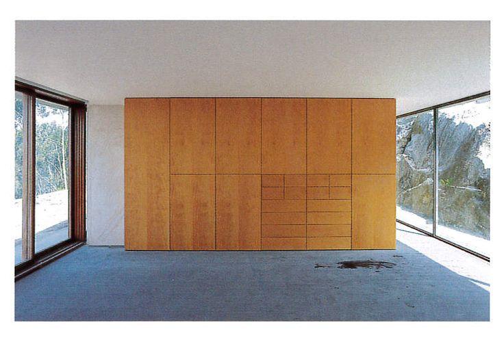 House in Moledo - Eduardo Souto de Moura