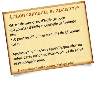 Découvrez comment bronzer rapidement en utilisant les huiles essentielles. Lotion de bronzage, masque autobronzant. Nos recettes pour bronzer rapidement.