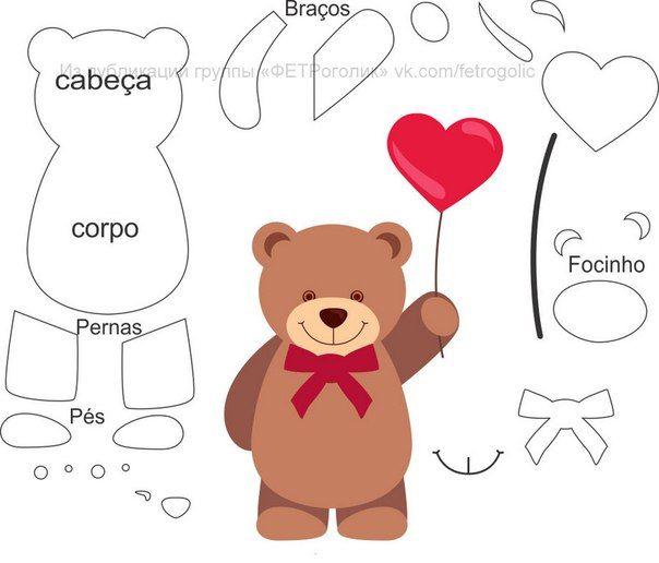 220 best Bears images on Pinterest | Bears, Teddy bears and Teddybear
