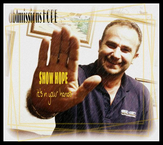 sakkie smith hope in your hands show others dblmissions