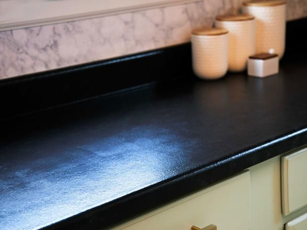How To Paint Laminate Countertops To Look Like Stone Kitchen
