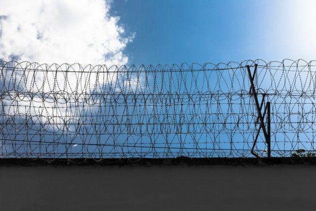 Deputies punish prisoners with strapon 2 3