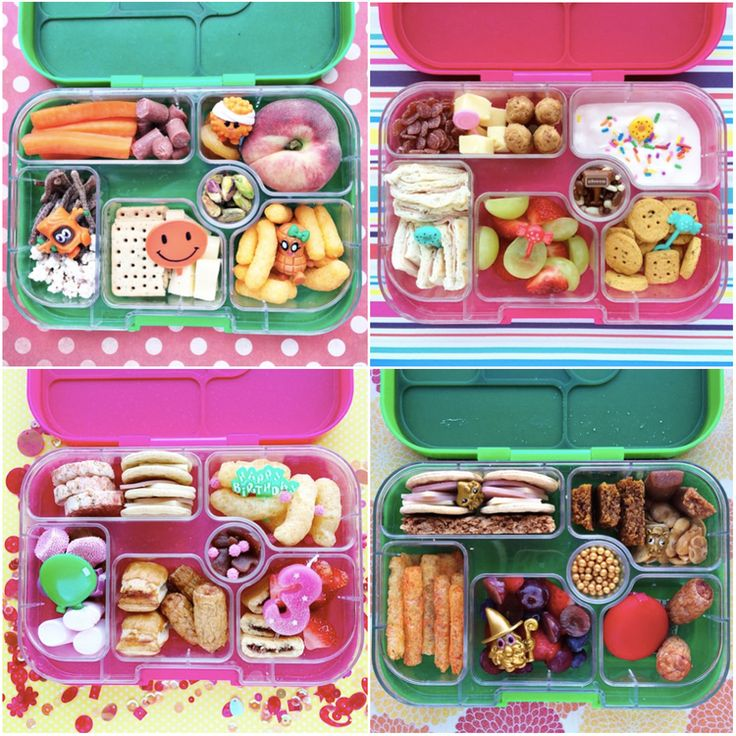 Bento ideas for kids that can be done in under 5 minutes by CaptureByLucy.    Yumbox is available in the UK and Europe from www.yumbox-uk.co.uk