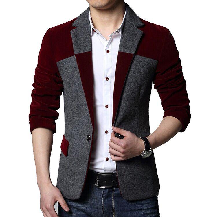 25  best ideas about Mens burgundy blazer on Pinterest | Mens ...