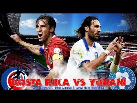 PREDEKSI SCORE KOSTARIKA VS YUNANI WORLD CUP 2014