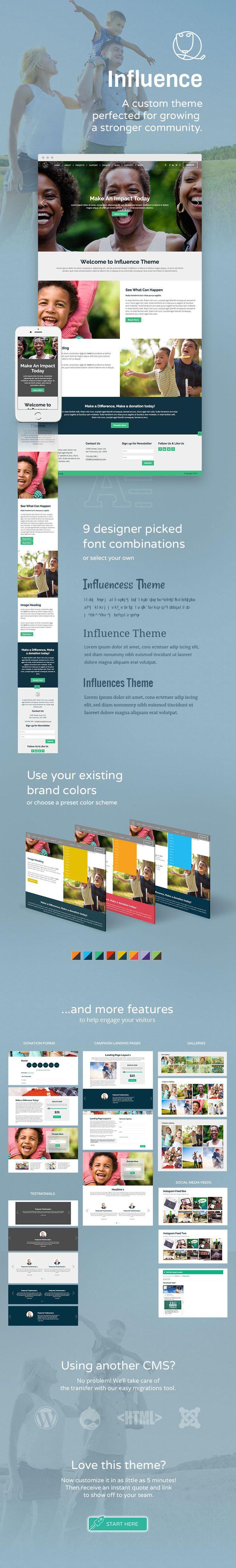 Influence Theme - Morweb.org