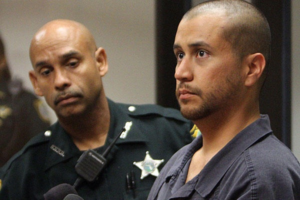 Regardless of bogus NRA lobbied legislation....George Zimmerman should be in jail....and have to stay there.