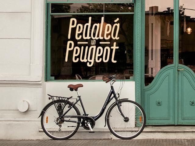 Peugeot Bicis