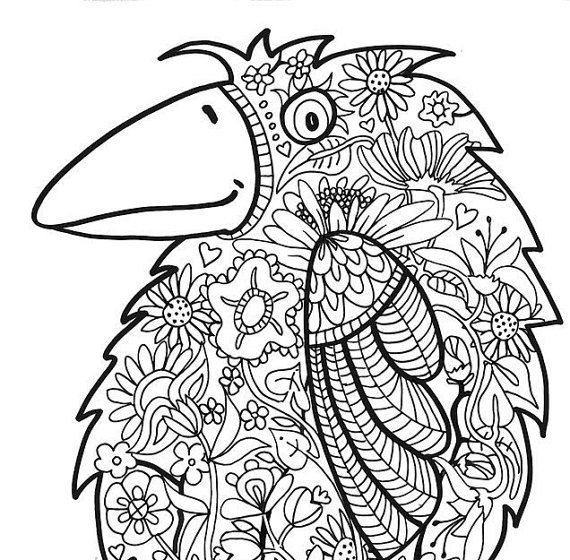 Awesome Stress Relief Coloring