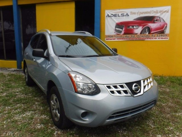 2014 Nissan Rogue Select $11495 http://www.adelsaautofinance.com/inventory/view/10081662
