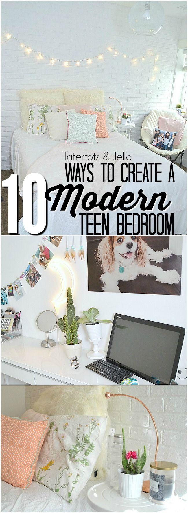 Best 25+ Modern teen room ideas on Pinterest | Modern teen ...